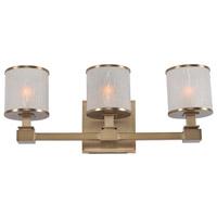 Kalco 313533BRB Destin LED 19 inch Brushed Bronze Bath Vanity Wall Light