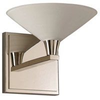 Galvaston LED 7 inch Polished Nickel Vanity Light Wall Light