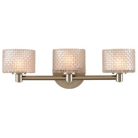 Kalco 315533SN Willow LED 19 inch Satin Nickel Vanity Light Wall Light