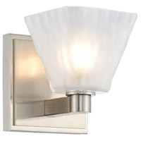 Kalco 316331GN Weston LED 5 inch Glazed Nickel Wall Sconce Wall Light