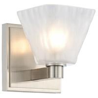 Kalco 316331GN Weston LED 5 inch Glazed Nickel Wall Sconce Wall Light