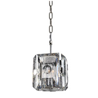Kalco 390450SL Giada 1 Light 7 inch Stainless Steel Mini Pendant Ceiling Light