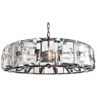 Kalco Lighting Giada 9 Light Pendant in Dark Bronze 390454DB