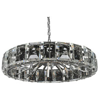 Kalco Lighting Giada 18 Light Pendant in Dark Bronze 390456DB