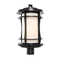 Kalco Lighting Mason 1 Light Post Lantern in Bronze Dusk 401600-BD