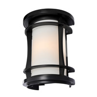 Kalco Lighting Mason 1 Light Wall Sconce in Bronze Dusk 401620-BD