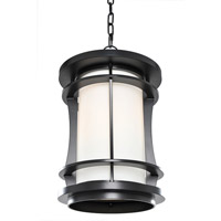 Kalco Lighting Mason 1 Light Hanging Lantern in Bronze Dusk 401651-BD