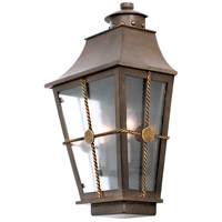 Kalco 403520AGB Belle Grove 2 Light 10 inch Aged Bronze Wall Pocket Wall Light