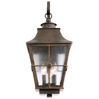 Kalco 403523AGB Belle Grove 4 Light 14 inch Aged Bronze Wall Sconce Wall Light