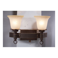 Kalco Americana 2 Light Bath Light in Tawny Port 4202TP/1318