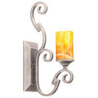 Pearl Silver Ibiza Wall Sconces
