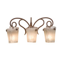 Kalco Tribecca 3 Light Bath Light in Escalante 4283ES/G11