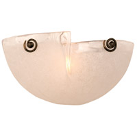 Kalco 4303AC/FROST Tribecca 1 Light 14 inch Antique Copper ADA Wall Sconce Wall Light in Frost (FROST)