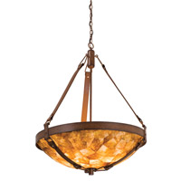 Kalco Rodeo Drive 6 Light Pendant in Tuscan Sun 4647TN/NS114