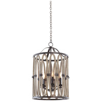 Kalco Lighting Belmont 5 Light Foyer in Florence Gold 500252-FG