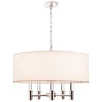 Dupont 5 Light 26 inch Chrome Pendant Ceiling Light