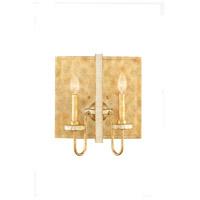 Kalco 500720HG Lasalle 2 Light 13 inch Honey Gold Wall Sconce Wall Light