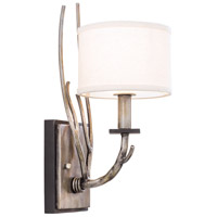 Denali 1 Light 6 inch Bronze Jewel Tone Wall Sconce Wall Light