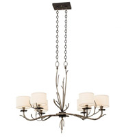 Kalco Lighting Denali 6 Light Chandelier in Bronze Jewel Tone 501050BJT
