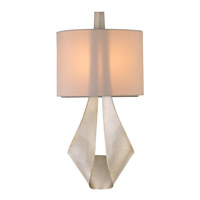 Kalco 501122PS Barrymore 2 Light 9 inch Pearl Silver ADA Wall Sconce Wall Light