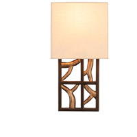 Kalco 501130BZG Hudson 1 Light 7 inch Bronze Gold ADA Wall Sconce Wall Light