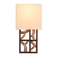Hudson 1 Light 7 inch Bronze Gold ADA Wall Sconce Wall Light