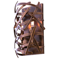 Kalco 501520CP Ambassador 2 Light 9 inch Copper Patina Wall Sconce Wall Light