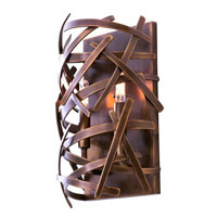 Ambassador 2 Light 9 inch Copper Patina Wall Sconce Wall Light