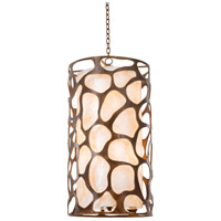 Mother of Pearl Foyer Pendants