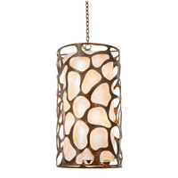 Kalco Lighting Gramercy 6 Light Foyer in Copper Patina 501952CP