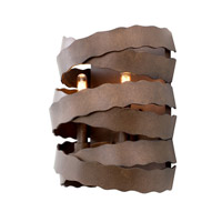 Kalco Lighting Fulton 2 Light Wall Sconce in Brownstone 502620BS