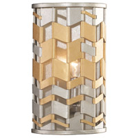 Kalco 503921JM Broadway 1 Light 7 inch Jewel Metallic ADA Wall Sconce Wall Light
