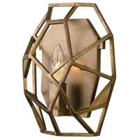 Kalco 504720PAB Esmeralda 1 Light 8 inch Pearlized Antique Brass ADA Wall Sconce Wall Light