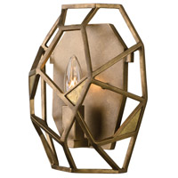 Kalco 504720PAB Esmeralda 1 Light 8 inch Pearlized Antique Brass ADA Wall Sconce Wall Light