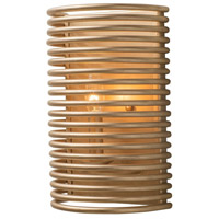 Kalco 506420MG Emery 1 Light 8 inch Modern Gold Wall Sconce Wall Light