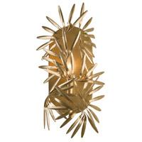 Kalco 507620OL Jardin 1 Light 6 inch Oxidized Gold Leaf ADA Wall Sconce Wall Light