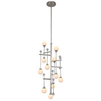 Kalco Polished Nickel Foyer Pendants