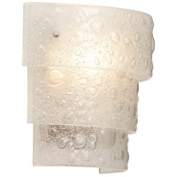 Kalco Lighting Cirrus 1 Light Wall Sconce in Satin Nickel 5095SN
