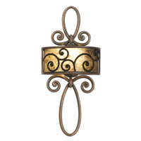 Kalco Windsor 1 Light Wall Sconce in Antique Copper 5405AC/S223