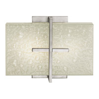 Kalco Lighting Cirrus 2 Light Wall Sconce in Satin Nickel 6085SN