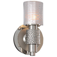 Ashington 1 Light 5 inch Polished Satin Nickel Vanity Light Wall Light