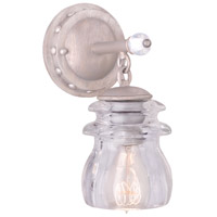 Pearl Silver Bathroom Vanity Lights