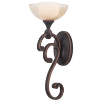 Kalco Lighting Arroyo 1 Light Wall Bracket in Antique Copper 6491AC