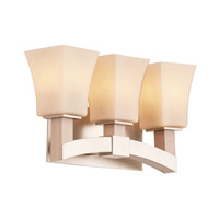Kalco Boston 3 Light Bath Light in Tarnished Silver 6513TS