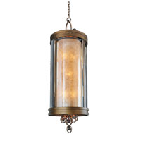 Kalco Sandhurst 6 Light Pendant in Etruscan Bronze 6550EZ