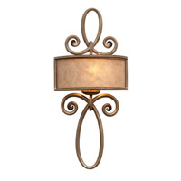 Whitfield 1 Light 12 inch Antique Copper ADA Wall Sconce Wall Light in Without Shade, Aged Silver