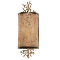 Kalco Bronze Gold Wall Sconces