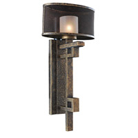 Kalco Lighting Stanley 1 Light Wall Bracket in Volcano Bronze 6710VB