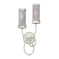 Concord 6 Light Antique Copper Wall Bracket Wall Light in (1102), Aged Silver FALL CLEARANCE