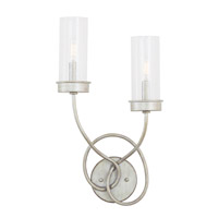 Concord 6 Light Aged Silver Wall Bracket Wall Light in (1100) FALL CLEARANCE